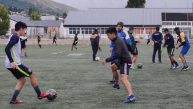 """El """"Xeneize"""" igualó 0-0 ante Cruz del Sur en el barrio Buenos Aires."""