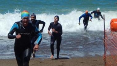 Se realizó la primera fecha del campeonato de Aguas Abiertas. La próxima será el domingo 4 de febrero.