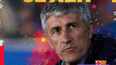 Quique Setién será el nuevo entrenador del FC Barcelona.