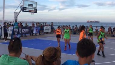 La Subsecretaría de Deportes de la ciudad de Madryn, invita el próximo 25 y 26, al torneo de básquet 3x3.
