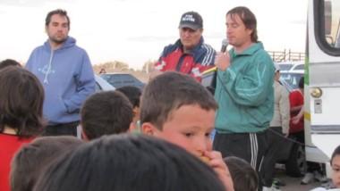 """Pablo Rey, quien ya estuvo como ayudante de campo junto a """"Quique"""" Serra, será el DT de la primera división."""