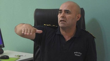 El comisario Mayor Fernando Mora explicó los ejes del plan operativo y preventivo que se instrumentará.