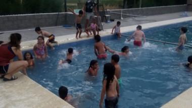 Los chicos se trasladaron junto a sus profesores al Sitravich, donde realizaron diversas actividades.