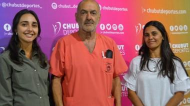 Chubut Deportes realiza una reestructuración de su gabinete médico.