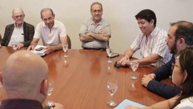 Anuncios. Grazzini dijo que habrá beneficios para las empresas de transporte interurbano en Chubut.