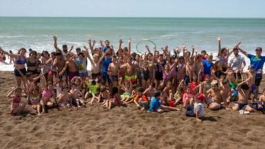 Según el municipio capitalino, más de 150 chicos participaron de las actividades de las colonias de verano.