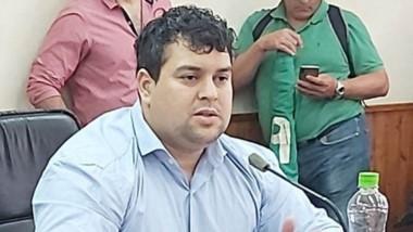 Federico Garitano, presidente del Consejo Justicialista de Madryn