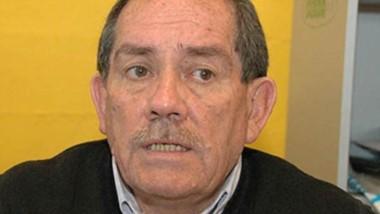 el titular de la Cámara de Comercio de Trelew, Rubén Villagra.