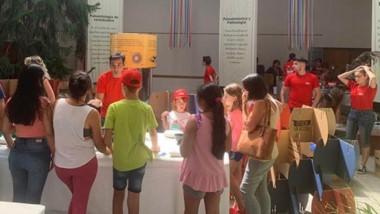 Durante los días que dura el Festival habrá horarios y contenidos extras de proyecciones en el Auditórium.