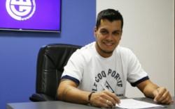 Gimnasia anunció la contratación de Matías Pérez García. Refuerzo para Maradona en el inicio del 2020.