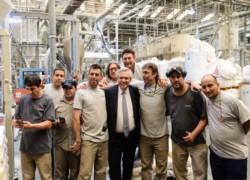 La PyME, que fue creada en 1975, llegó a tener 500 empleados y hoy cuenta con 190 trabajadores.