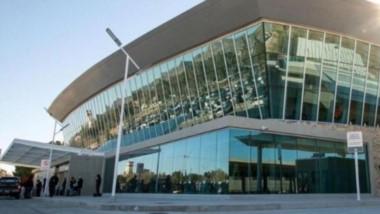 Garantía. Quieren que los pasajeros del aeropuerto tengan asegurado su transporte público a la ciudad.