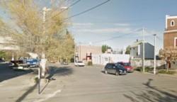 El robo ocurrió en calle Brasil a pocos metros de Urquiza (imagen google maps)