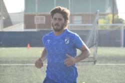 Urquijo tuvo su primer entrenamiento con Guillermo Brown.