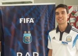 Miguel Savorani hizo historia para el arbitraje de Chubut. Se convirtió en el primer árbitro de la provincia en llegar a la máxima categoría.