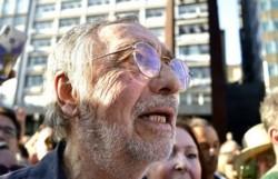 Denunciaron a Luis Brandoni por su participación en el homenaje a Nisman.