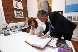 A raíz del viaje de Alberto Fernández a Israel, la vicepresidenta Cristina Kirchner quedará al frente del Poder Ejecutivo durante cuatro días.