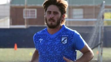 """Urquijo se sumó a """"La Banda"""", donde esperan poder contar con sus goles como la hacía en Agropecuario."""