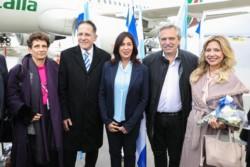 Durante su estadía en Israel, Fernández se reunirá con Benjamin Netanyahu.