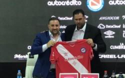 A largo plazo: Dabove extendió su contrato con Argentinos Juniors por dos años más.