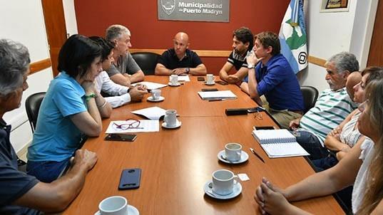 Gustavo Sastre aseguró que la Ley de Pesca que impulsa el Gobierno perjudica a Madryn