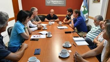 El intendente de Puerto Madryn afirmó que los diputados madrynenses deben avanzar en bloque.