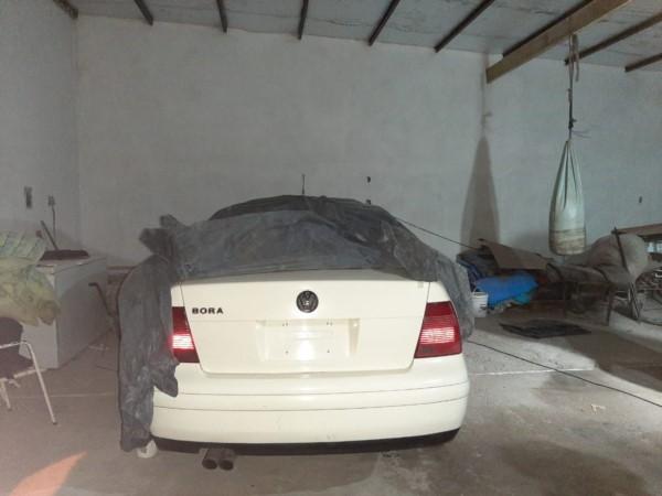 La policía puntana secuestró un Volkswagen Bora que habría participado en el hecho