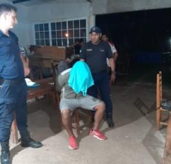 Ramírez fue detenido en Villa Mercedes (San Luis)