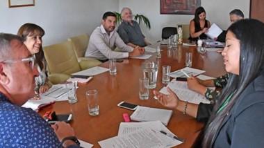 Ayer se reunión la Comisión de Receso, con el ingreso oficial de los proyectos que se tratarán en la Sesión Extraordinaria del miércoles.