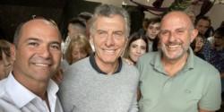 Macri reunió a dirigentes del PRO de Río Negro.