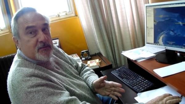 Según el geólogo Jorge Rabassa habría que estar preparados en caso de que un tsunami golpée a Tierra del Fuego y Santa Cruz.
