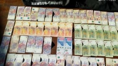 En las diligencias enla ciudad de  Posadas, se incautaron 110.000 pesos