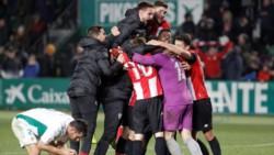 Con apoyo especial a Iñaki Williams en la previa, Athletic de Bilbao venció 4-2 en los penales a Tenerife, tras el 3-3 en los 120'.