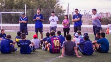 Las categorías infantiles del Sindicato de Empleados de Comercio comenzaron con los trabajos de pretemporada de cara al torneo Apertura.