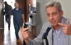 """Enojado. Arcioni tensó la cuerda al máximo al criticar a la """"alianza""""."""