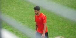 Hugo Moyano se refirió a la situación del volante y pareció ponerle punto final a su vínculo con la institución.