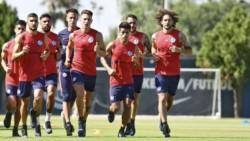 Diego Rodríguez se realizó ayer la revisión médica para luego convertirse en el primer refuerzo de San Lorenzo.