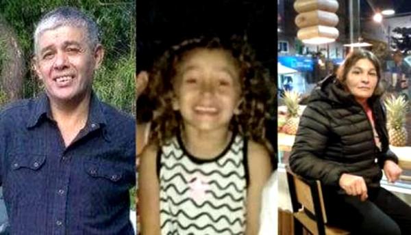 El joven es intensamente buscado por la policía por los crímenes de su madre, Graciela Holsbak, su padrastro Raúl Félix Bravo y su sobrina de 5 años Alma Manino.
