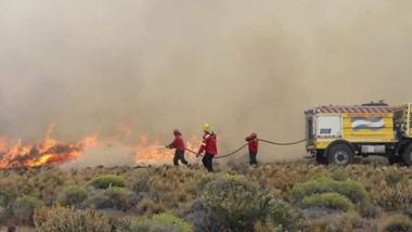 Las condiciones ambientales siguen siendo adversas por lo que esa zona comarcal se encuentra en alerta.