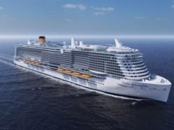 Unos siete mil turistas, entre ellos al menos 35 argentinos, permanecieron varados varias horas a bordo de un crucero.