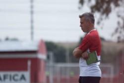 """Pusineri: """"Ante River y Boca fuimos competitivos y sacamos conclusiones positivas"""