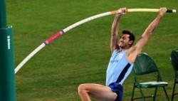 El santafesino consiguió su segunda medalla dorada del año y sumó varios puntos para conseguir su boleto rumbo a los Juegos Olímpicos.