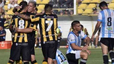 Deportivo Madryn eliminó a Sol de Mayo de Viedma para poder clasificar a la fase final de la Copa Argentina.