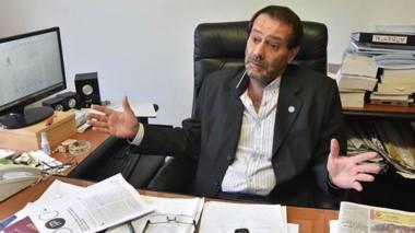 El ministro del Superior Tribunal de Justicia, Alejandro Panizzi, en exclusiva con Diario Jornada.