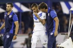 Otra lesión grave para un futbolista al que la vida le ha dado tanto talento como dificultades para explotarlo.