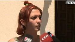 Tatiana, la nueva testigo que declaró en el marco de la investigación del crimen de Báez Sosa.