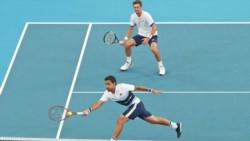 Argentina necesitó el dobles para ganar la serie ante Polonia.