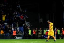Al Barcelona le empataron el clásico sobre el final. Lo ganaba con goles de Suárez y Vidal, pero el chino Wu Lei lo empató sobre la hora para el Espanyol.