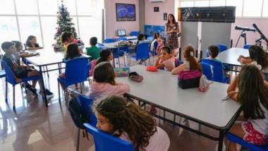 El taller de aficionados tiene una duración de cuatro encuentros.