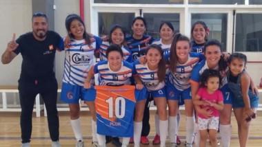 Las chicas de futsalfem, actuales bicampeonas de la Asociacion Civil de Futsal, serán anfitrionas del  segundo cuadrangular , con equipos provinciales.